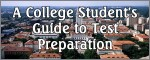 A College Student's Guide to Test Preparation